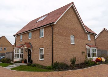 Thumbnail 4 bed detached house for sale in Walton Heath Close, Stanford-Le-Hope