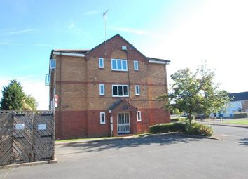 Thumbnail 1 bed flat to rent in Blenheim House, Fontwell Road, Branston, Burton Upon Trent