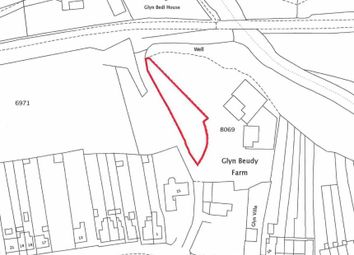 Thumbnail Land for sale in Golwy Yr Ynys, Glyn Road, Lower Brynamman, Ammanford
