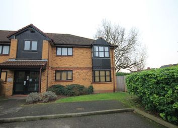 Thumbnail 1 bedroom flat for sale in Holland Close, Romford
