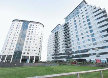 Thumbnail 1 bed flat to rent in 2 Masshouse Plaza, Birmingham