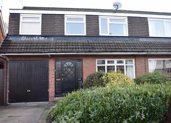 Thumbnail 5 bed semi-detached house for sale in Wheatley Drive, Carlton, Nottingham, Nottinghamshire