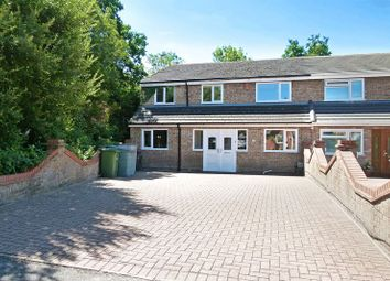Thumbnail 5 bed semi-detached house for sale in Larch Avenue, Bricket Wood, St.Albans