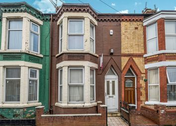 Thumbnail 2 bed terraced house for sale in Gwladys Street, Walton, Liverpool