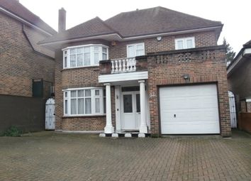 Thumbnail 5 bed detached house for sale in Hendon Lane, London