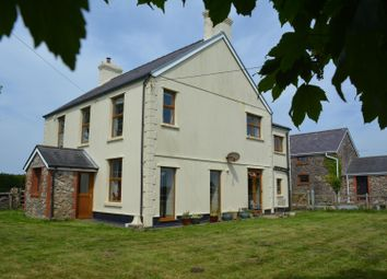 Thumbnail 4 bed detached house for sale in Kenning House, Burry Green, Gower, Swansea