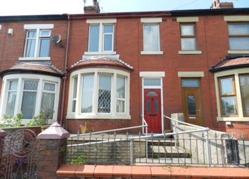Thumbnail 3 bedroom terraced house for sale in Vicarage Lane, Blackpool