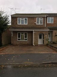 Thumbnail 3 bed end terrace house to rent in Holt Way, Hook