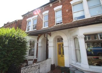 Thumbnail 3 bed flat to rent in Lennard Road, London