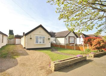 Thumbnail 4 bed terraced bungalow for sale in Meadway, Staines, Middlesex
