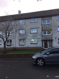 Thumbnail 1 bed flat to rent in Woodlands Crescent, Ayr
