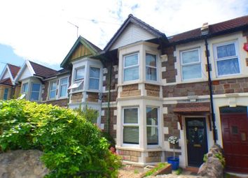 Thumbnail 5 bed terraced house for sale in Devonshire Road, Weston-Super-Mare