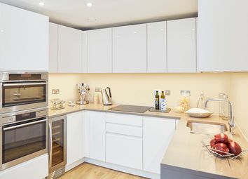 "Thumbnail 3 bed flat for sale in ""Waterford Point"" at Wandsworth Road, London"