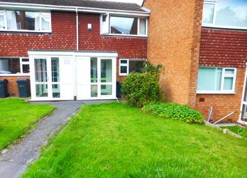 Thumbnail 2 bed terraced house to rent in St Peter's Road, Harborne, Birmingham