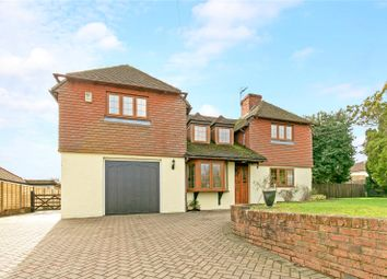 Thumbnail 4 bed detached house for sale in Pilgrims Way West, Otford, Sevenoaks