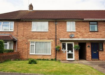 Thumbnail 4 bed terraced house for sale in The Tideway, Rochester
