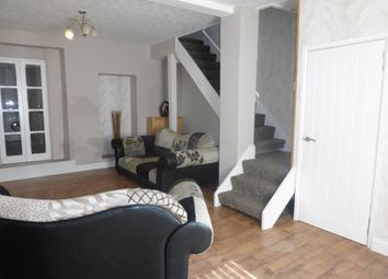 Thumbnail 2 bed end terrace house for sale in Caerphilly Road, Senghenydd, Caerphilly