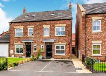 Thumbnail 3 bed semi-detached house for sale in Foundry Way, Leeming Bar, Northallerton