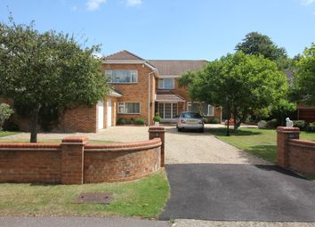 Thumbnail 5 bedroom detached house for sale in Solent Drive, Warsash, Southampton