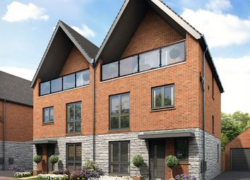 """""""Kirkham"""" at Begbrook Park, Frenchay, Bristol BS16. 4 bed semi-detached house for sale"""
