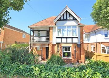 Thumbnail 2 bedroom flat for sale in Woodside Road, Parkstone, Poole