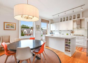 Thumbnail 4 bedroom flat to rent in Broadhurst Gardens, South Hampstead, London