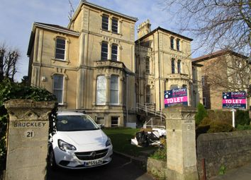 Thumbnail 3 bedroom flat to rent in Apsley Road, Clifton, Bristol