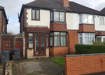 Thumbnail 3 bed property to rent in Calthorpe Road, Handsworth, Birmingham
