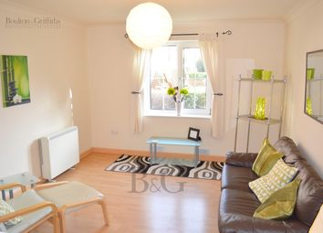 Thumbnail 2 bed flat for sale in Harrison Way, Cardiff