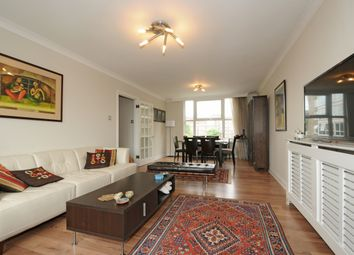 St. Johns Wood Park, London NW8. 3 bed flat