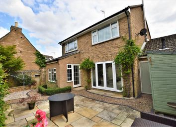 Thumbnail 4 bedroom link-detached house for sale in Church Street, Ryhall, Stamford
