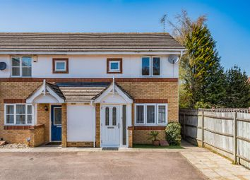 Thumbnail 3 bed end terrace house for sale in Heckford Close, Byewaters, Watford