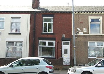 Thumbnail 2 bed terraced house for sale in Plodder Lane, Farnworth