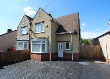 Thumbnail 4 bedroom semi-detached house for sale in Browett Road, Coventry