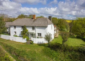 Thumbnail 4 bed detached house for sale in Tedburn St. Mary, Exeter