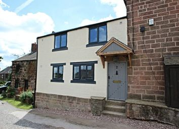 Thumbnail 3 bed cottage for sale in Robin Hill, Biddulph Moor, Stoke-On-Trent