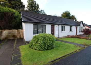Thumbnail 2 bed semi-detached bungalow for sale in 7 Balvicar Road, Oban