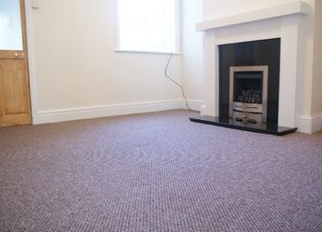 Thumbnail 2 bedroom terraced house to rent in Garnett Road East, Newcastle-Under-Lyme