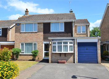 Thumbnail 4 bed detached house for sale in Volunteer Road, Theale, Reading, Berkshire