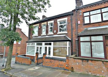 Thumbnail 3 bed terraced house to rent in Barthomley Road, Northwood, Stoke-On-Trent