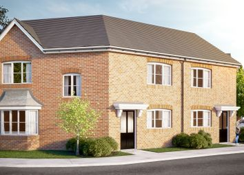 Thumbnail 3 bed semi-detached house for sale in Booth Lane South, Abington, Northampton