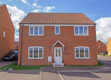 Thumbnail 5 bed detached house for sale in Barley Close, Harleston, Norfolk