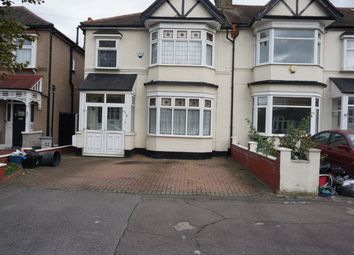 Thumbnail 4 bed terraced house to rent in Hillview Crescent, Ilford, Essex
