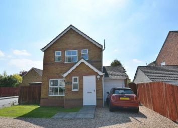 Thumbnail 3 bed detached house for sale in Roman Way, Scunthorpe