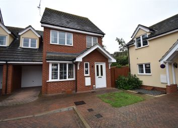 3 bed semi-detached house for sale in Yorktown Close, Dovercourt, Harwich, Essex CO12