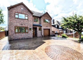 Thumbnail 4 bed detached house for sale in Lee Lane, Royston, Barnsley