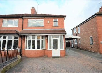 Thumbnail 3 bed semi-detached house for sale in 32 Jubilee Avenue, Crewe