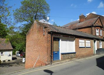 Thumbnail Bungalow for sale in Kings Arms Street, North Walsham