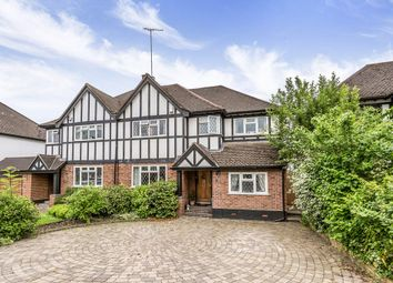 Thumbnail 5 bed semi-detached house for sale in Newnham Close, Loughton