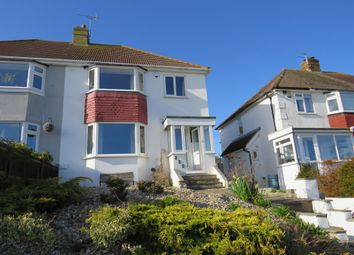 Thumbnail 3 bed semi-detached house for sale in Warren Road, Brighton